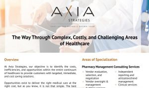 Axia Strategies Overview